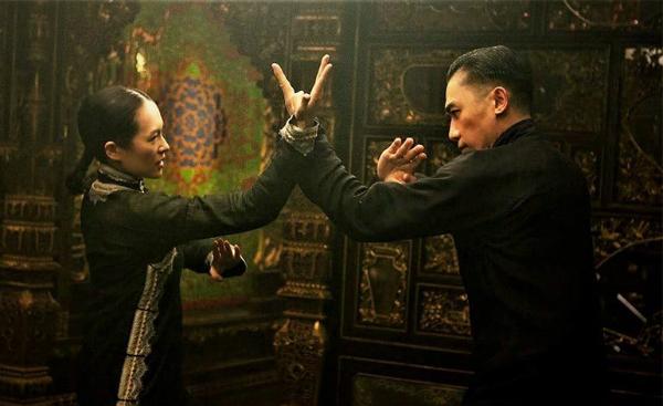 Phim có sự tham gia của 2 ngôi sao Lương Triều Vỹ và Chương Tử Di.