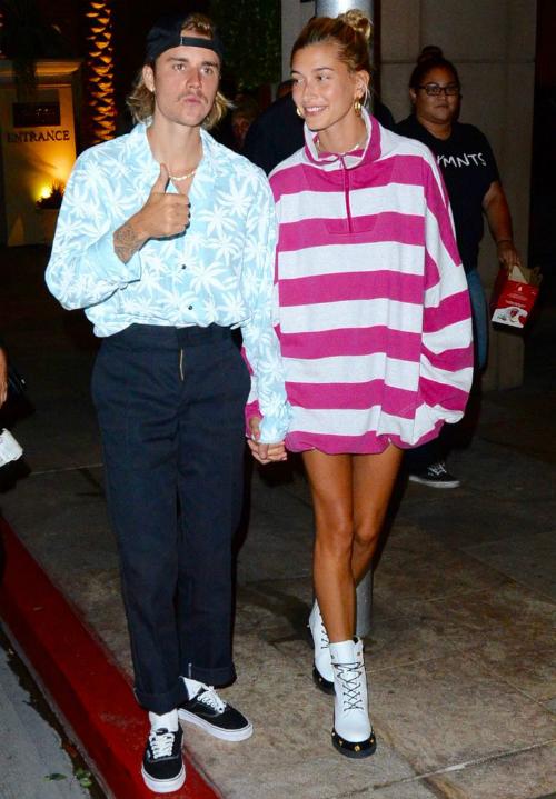 Style ông chú thập niên 90 của Justin Bieber
