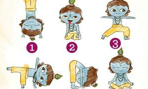 Trắc nghiệm: Chọn một tư thế yoga để khám phá nét đẹp tính cách của bạn
