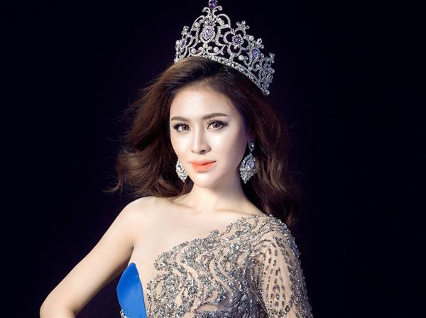 Thư Dung bị thu hồi danh hiệu Á hậu Miss Eco International - 1