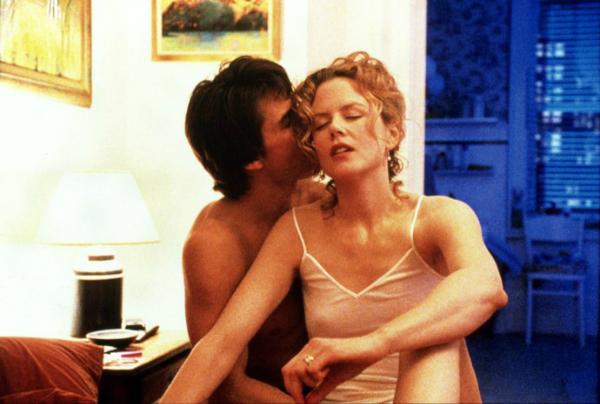 Vợ chồng Tom Cruise và Nicole Kidman vào vai một cặp vợ chồng trong phim.
