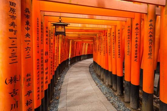 Đây là điểm đến nổi tiếng nào của đất nước Nhật Bản? - 7