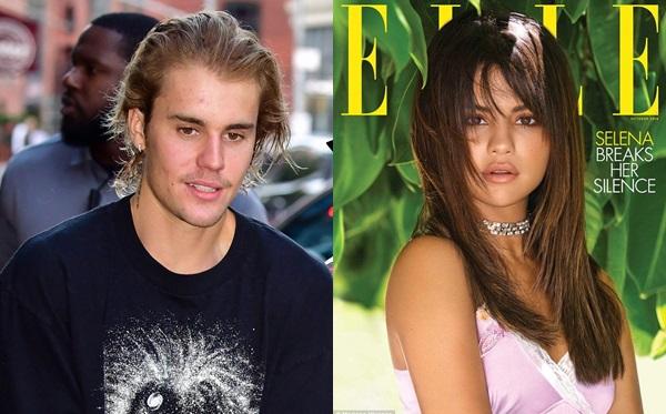 Justin đang nóng lòng chờ ngày album mới của Selena phát hành.