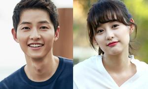 Dự án bom tấn của Song Joong Ki và Kim Ji Won khiến fan 'rần rần'