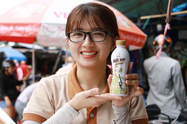 5 điểm thu hút ở trà sữa Macchiato Không Độ đóng chai