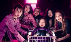 Girlgroup tân binh 'hất cẳng' Red Velvet, Twice để đứng nhất BXH danh tiếng