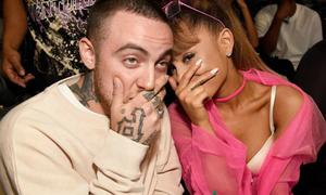 Ariana Grande sốc khi nghe tin bạn trai cũ qua đời