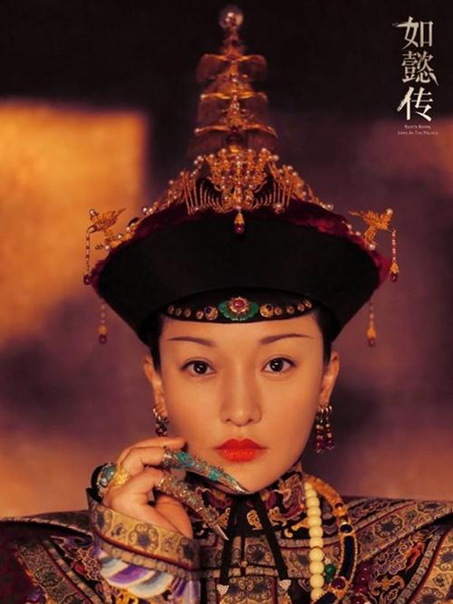 Châu Tấn vẫn là một đại hoa đán hàng đầu.