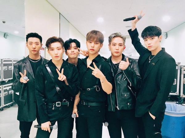 6 thành viên nhóm B.A.P.