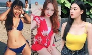 3 cô 'bạn gái tin đồn' mới xuất hiện của các cầu thủ Việt