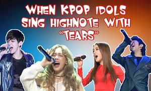 Ca khúc thách thức nốt cao của các giọng ca chính Kpop