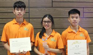 Học sinh làng mồ côi giành vé dự thi làm phim cho trẻ em châu Á