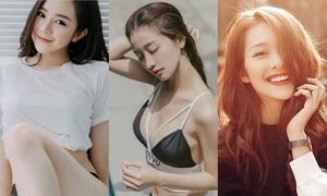 Những hot girl Việt Nam từng gây sốt mạng Hàn Quốc