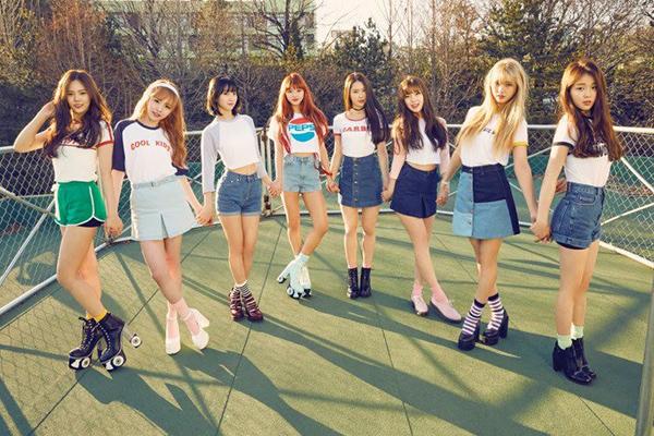 6 girlgroup Hàn không biết sexy là gì từ khi debut