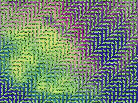 Đẳng cáp thượng thừa mới nhìn thấy dòng chữ trong ảnh ảo giác - 9