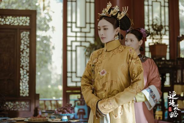 Đọ nhan sắc 4 nàng Phú Sát hoàng hậu trên màn ảnh Hoa ngữ - 1