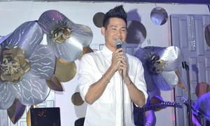 Phùng Ngọc Huy tham gia đêm nhạc gây quỹ ủng hộ Mai Phương ở Mỹ