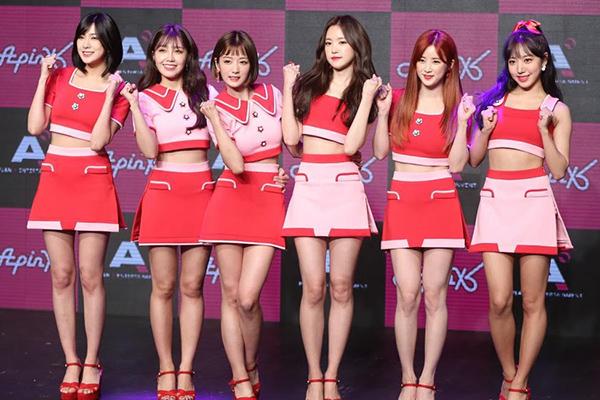 6 girlgroup Hàn không biết sexy là gì từ khi debut - 6