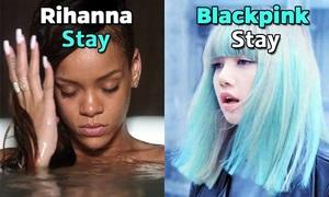 Những ca khúc US-UK và Kpop có tên trùng nhau