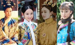 Đọ nhan sắc 4 nàng 'Phú Sát hoàng hậu' trên màn ảnh Hoa ngữ