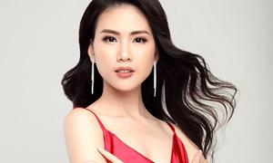 Nhan sắc cô gái 20 tuổi đăng quang Siêu mẫu Việt Nam 2018
