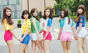 6 girlgroup Hàn 'không biết sexy là gì' từ khi ra mắt