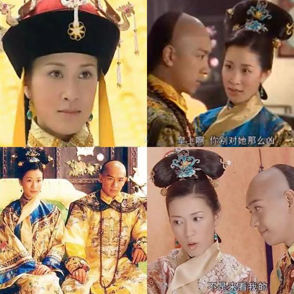 Đọ nhan sắc 4 nàng Phú Sát hoàng hậu trên màn ảnh Hoa ngữ - 3