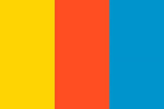 Nhìn màu sắc nhớ nhân vật trong The Simpsons