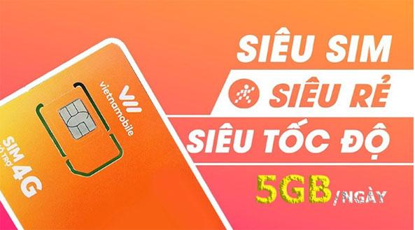 Thỏa sức giải trí trên điện thoại với Siêu sim Vietnamobile 4G - 1