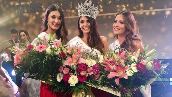 Top 3 Hoa hậu Áo 2018