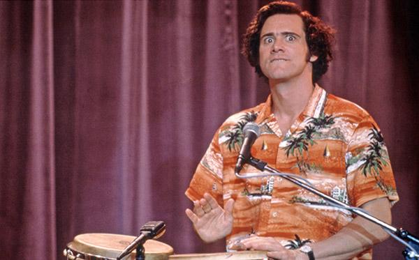 Danh hài nổi tiếng nước Mỹ Jim Carrey.
