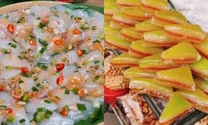 Bạn có biết hết các loại bánh của Việt Nam?