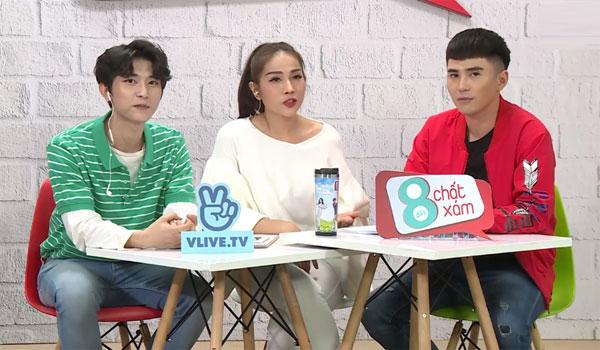 Tối qua (10/9), ca sĩ Will làm khách mời trong chương trình Tám đầy chất xám, do Khả Như và Toof.P (biệt danh: Tồ) dẫn dắt trên kênh V Việt Nam của V Live. Chủ đề của tuần này là Cải cách tiếng Việt công nghệ mới.