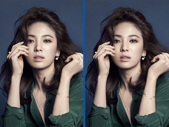 2 mỹ nhân Song Hye Kyo có điểm gì khác biệt?