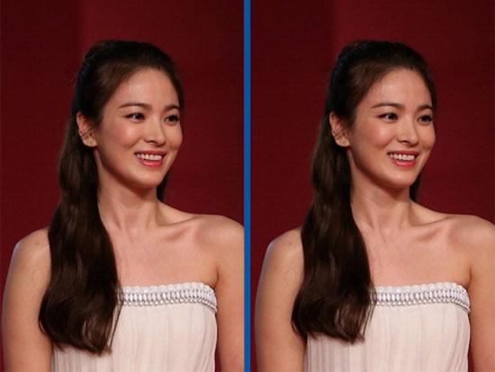 2 mỹ nhân Song Hye Kyo có điểm gì khác biệt? - 9