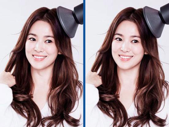 2 mỹ nhân Song Hye Kyo có điểm gì khác biệt? - 1