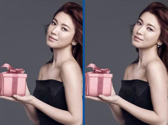 2 mỹ nhân Song Hye Kyo có điểm gì khác biệt? - 2