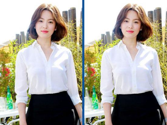 2 mỹ nhân Song Hye Kyo có điểm gì khác biệt? - 3