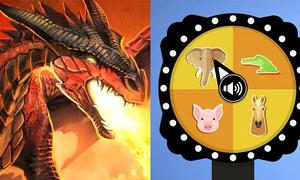 Hollywood thật sáng tạo, biến tiếng kêu của voi, cá sấu, lợn... thành âm thanh của rồng