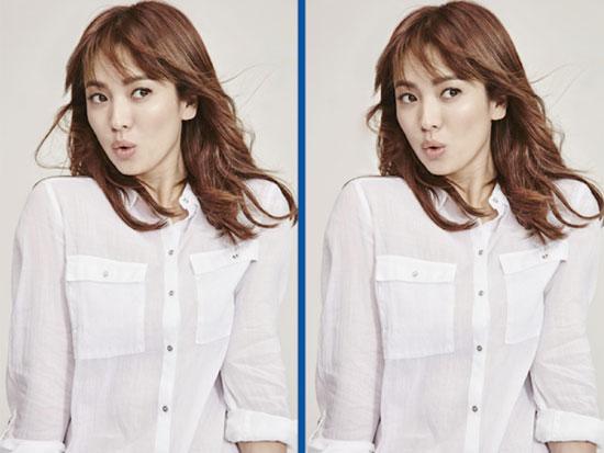 2 mỹ nhân Song Hye Kyo có điểm gì khác biệt? - 4