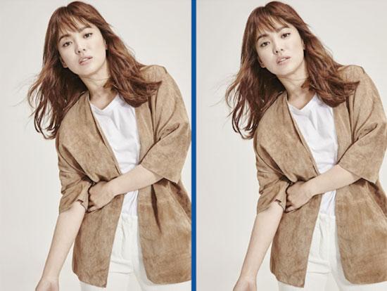 2 mỹ nhân Song Hye Kyo có điểm gì khác biệt? - 5