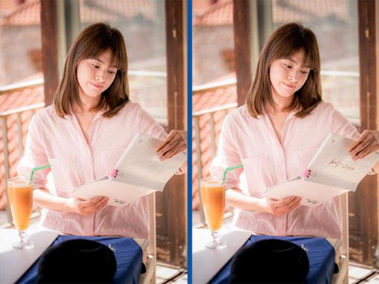 2 mỹ nhân Song Hye Kyo có điểm gì khác biệt? - 7