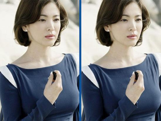2 mỹ nhân Song Hye Kyo có điểm gì khác biệt? - 8