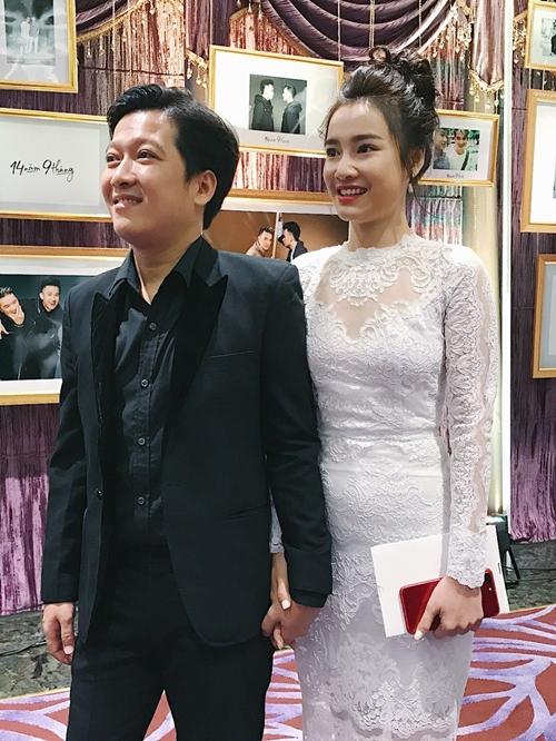 Đàm Vĩnh Hưng vô tình tiết lộ ngày cưới chính thức của Trường Giang - Nhã Phương - 1