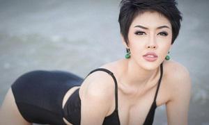 Á quân Thailand's Next Top Model nhảy lầu tự tử