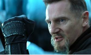 Vai diễn trùng hợp với cuộc đời bi thảm của Liam Neeson