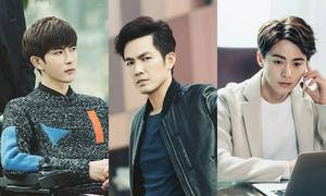 Chung Hán Lương 'đọ sắc' cùng 2 trai trẻ trong phim ngôn tình mới