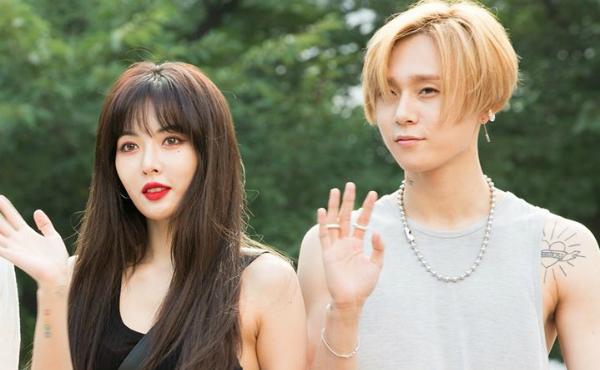 Chấn động: Hyun Ah và EDawn bị đuổi khỏi Cube