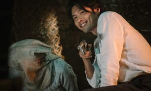 Hyun Bin gây rùng mình với hình tượng tội phạm máu lạnh trong phim mới