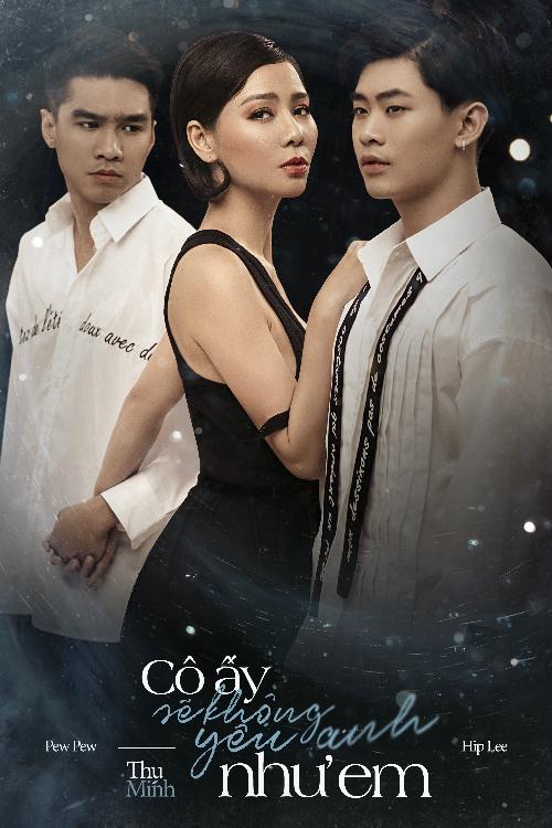Thu Minh sẽ kể chuyện tình tay 3 trong MV mới.